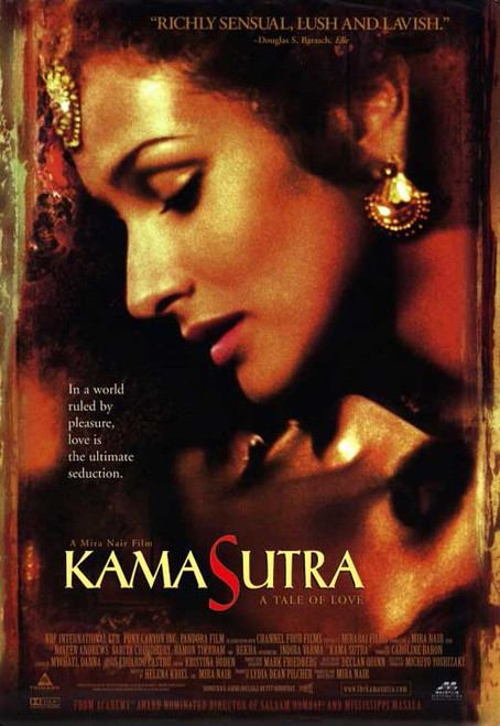 Kama Sutra A Tale of Love Movie Poster (11 x 17) - Item # MOVGD2984