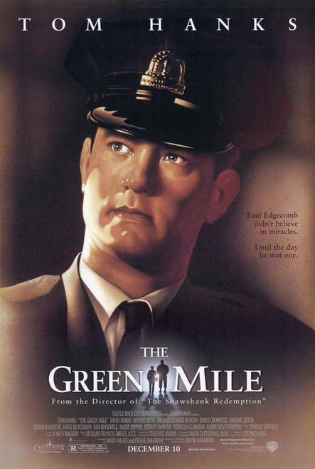 The Green Mile Movie Poster (11 x 17) - Item # MOVAE6197