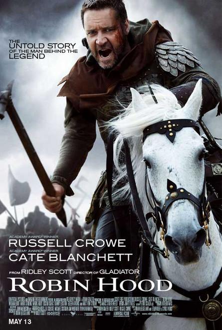 Robin Hood Movie Poster (11 x 17) - Item # MOVIB98390