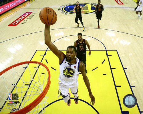 Kevin Durant Game 1 of the 2018 NBA Finals Photo Print - Item # VARPFSAAVH127