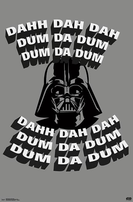 Star Wars - Dahh Dah Dah Poster Print - Item # VARTIARP16919
