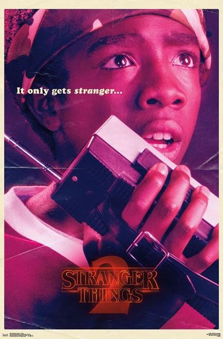 Stranger Things 2 - Lucas Poster Print - Item # VARTIARP16375
