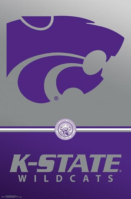 Kansas State University - Logo Poster Print - Item # VARTIARP16939