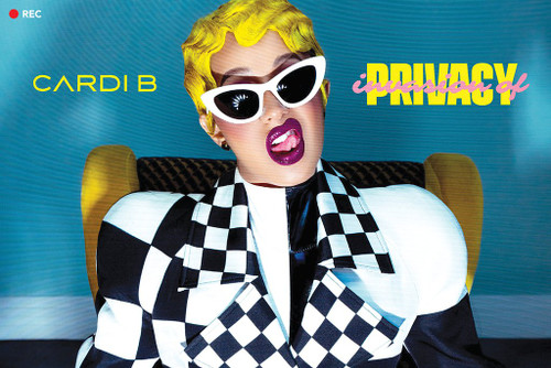 Cardi B Invasion Invasion Of Privacy Poster Print - Item # VARXPS1589