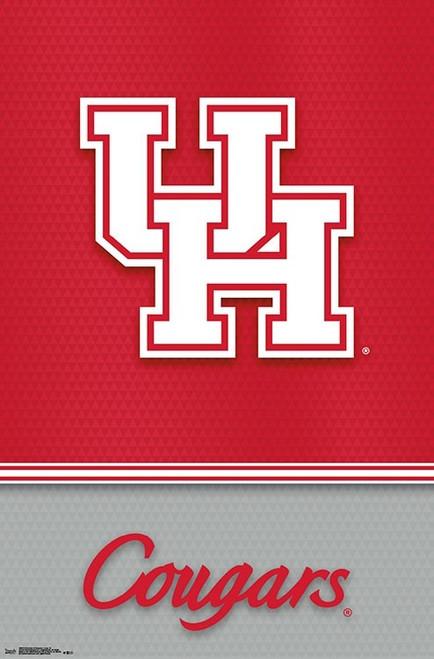 University of Houston - Logo 18 Poster Print - Item # VARTIARP16946