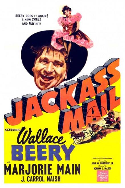 Jackass Mail Movie Poster Print (27 x 40) - Item # MOVGB45173