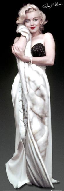 Marilyn Monroe Fur Poster Poster Print - Item # VARGBEDP0379