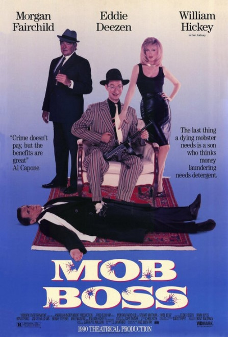 Mob Boss Movie Poster (11 x 17) - Item # MOVGE1700