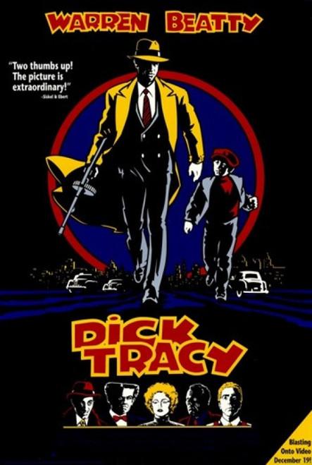 Dick Tracy Movie Poster (11 x 17) - Item # MOV243467