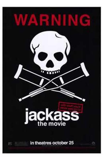 Jackass the Movie Movie Poster (11 x 17) - Item # MOV201648