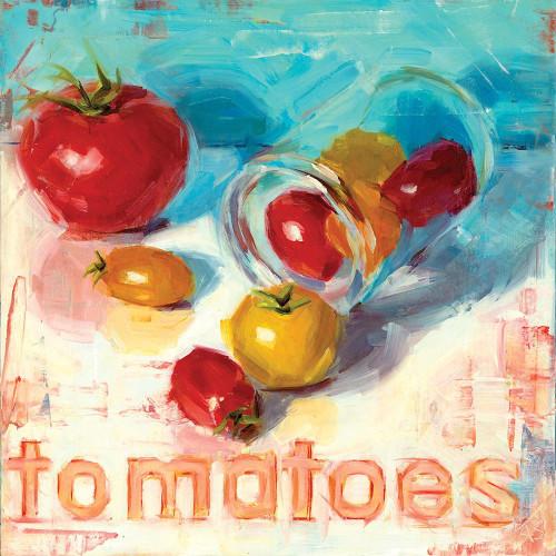 Tomatoes Poster Print by Annie Salness - Item # VARPDXSAL105