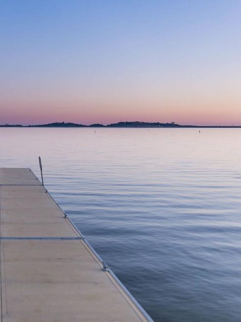 Sweet Silent Sunset Poster Print by Wil Stewart - Item # VARPDX13043HB
