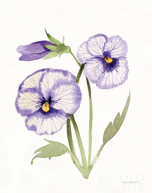 Easter Blessing Flowers VIII Poster Print by Kathleen Parr McKenna - Item # VARPDX46949