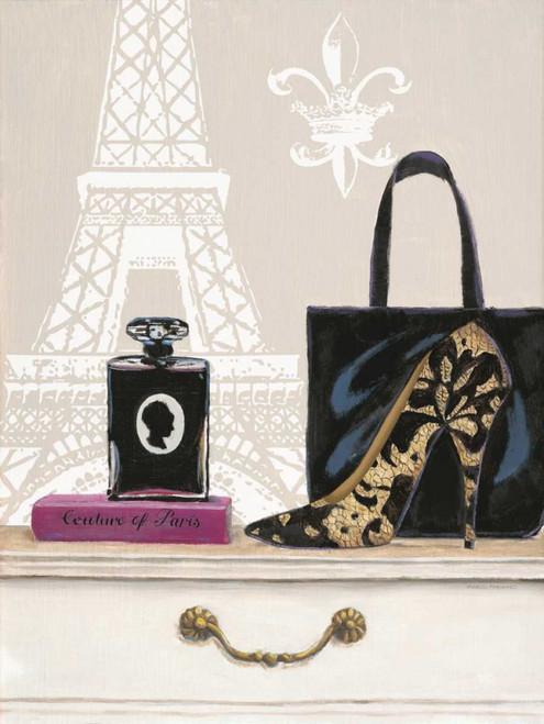 Fabulous Paris Poster Print by Chad Barrett - Item # VARPDX109FAB1201