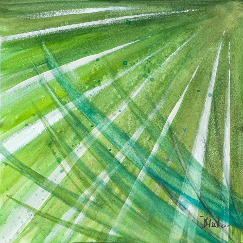 Green Palms II Poster Print by Patricia Pinto - Item # VARPDX12523A