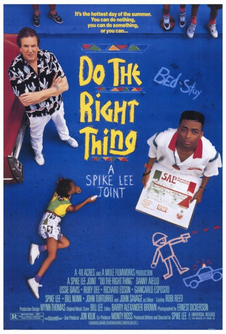 Do the Right Thing Movie Poster Print (27 x 40) - Item # MOVIF0327