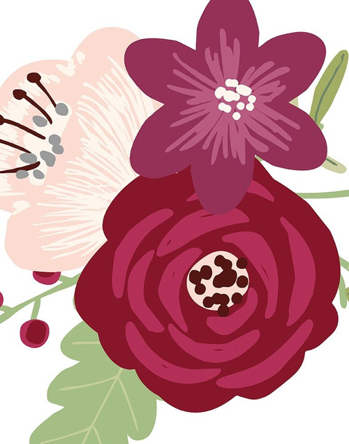 Floral Bouquet II Poster Print by Tamara Robinson - Item # VARPDXTR1986
