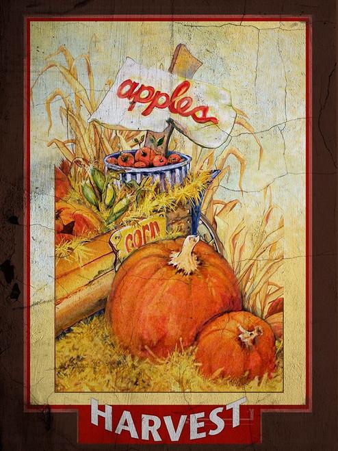 Autumn Fresh Harvest Poster Print by Diannart - Item # VARPDX13185B