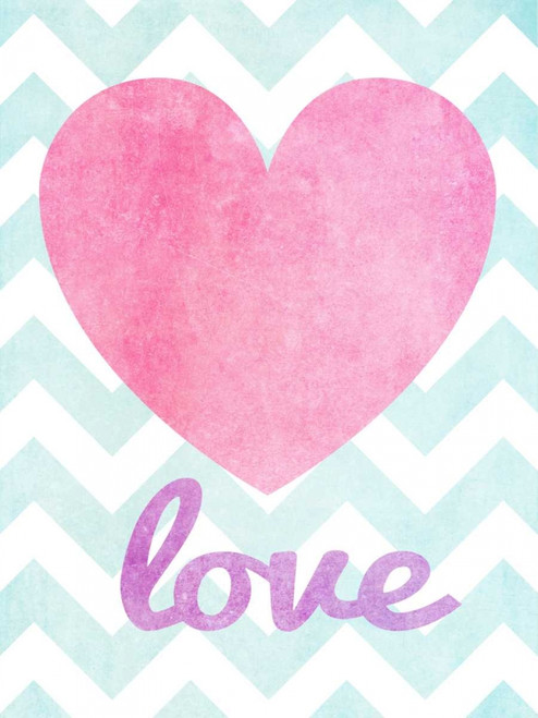 Stars and Hearts III Poster Print by SD Graphics Studio - Item # VARPDX10507A