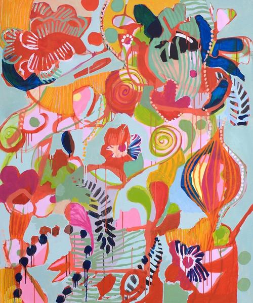 Femme Assise Poster Print by Sofie Siegmann - Item # VARPDXS1716D