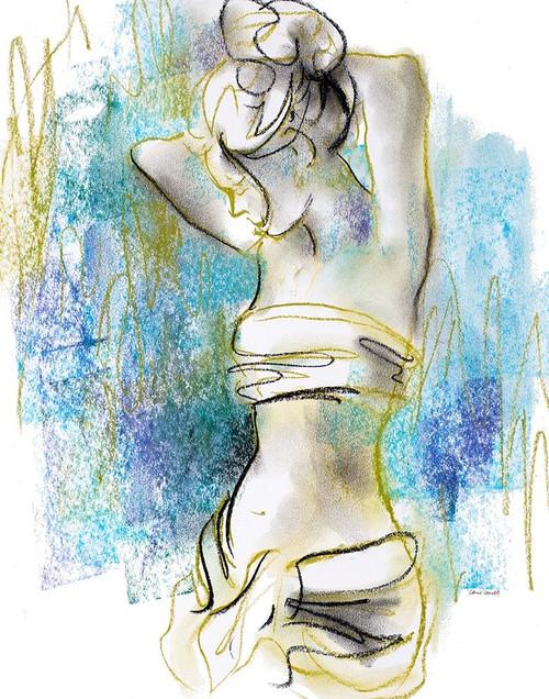 Expressive Figurative I Poster Print by Lanie Loreth - Item # VARPDX13138