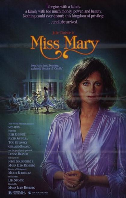 Miss Mary Movie Poster (11 x 17) - Item # MOV204341