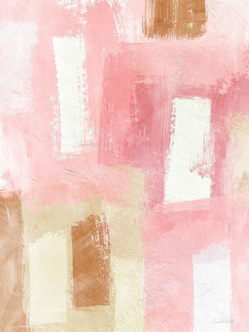 Spring Abstract III Poster Print by Linda Woods - Item # VARPDXLW4046