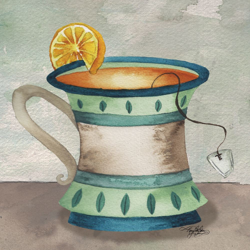 Cooling Tea Poster Print by Mary Beth Baker - Item # VARPDX12960A