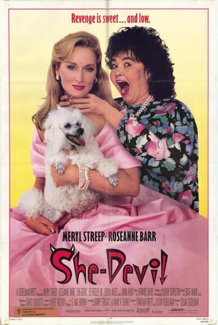 She-Devil Movie Poster Print (27 x 40) - Item # MOVIH7315