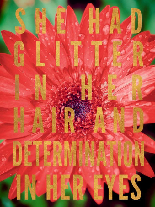 Glittery Flower II Poster Print by Susan Bryant - Item # VARPDX10653U