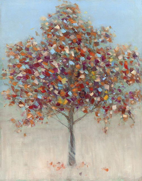 Confetti Tree Poster Print by Sally Swatland - Item # VARPDX19800