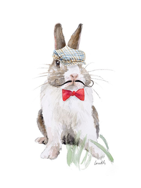 Modern Bunny III Poster Print by Lanie Loreth - Item # VARPDX13142JA