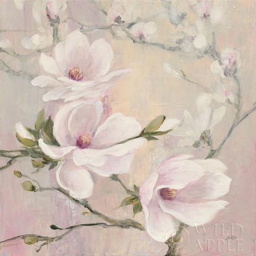 Blushing Magnolias Poster Print by Julia Purinton - Item # VARPDX38369