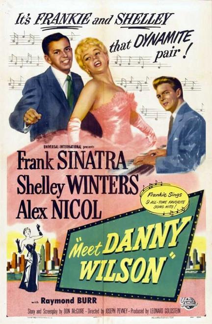 Meet Danny Wilson Movie Poster Print (27 x 40) - Item # MOVCB76270