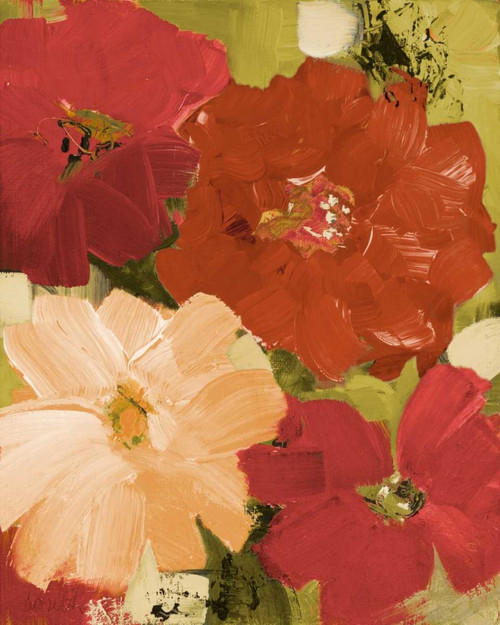 Wednesdays Garden Poster Print by Lanie Loreth - Item # VARPDX10494