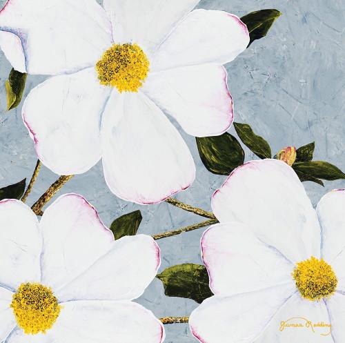 White Floral II Poster Print by James Redding - Item # VARPDX12766AB