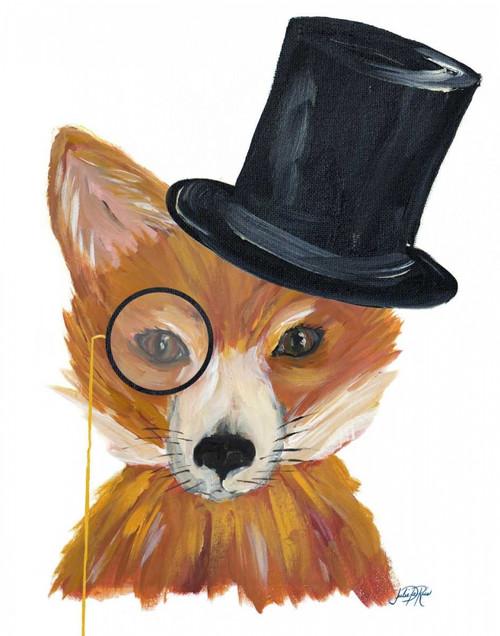 Proper Animals III Poster Print by Julie DeRice - Item # VARPDX11885CC