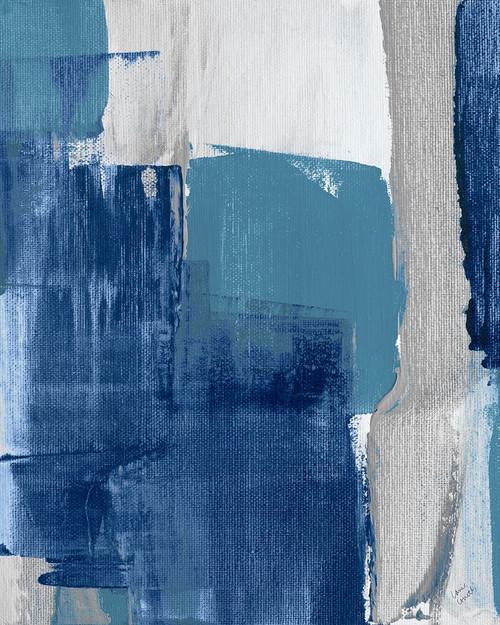 Blue Perspectives III Poster Print by Lanie Loreth - Item # VARPDX11658B