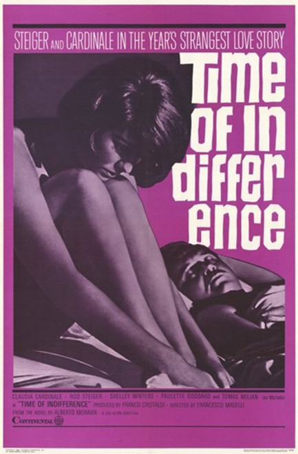 Time of Indifference Movie Poster (11 x 17) - Item # MOV249544