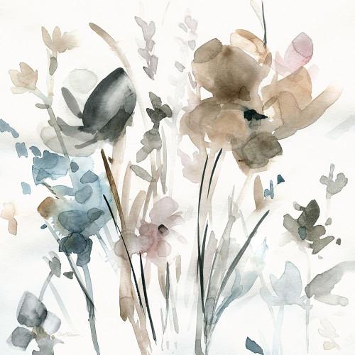 Dainty Blooms II Poster Print by Carol Robinson - Item # VARPDX19138