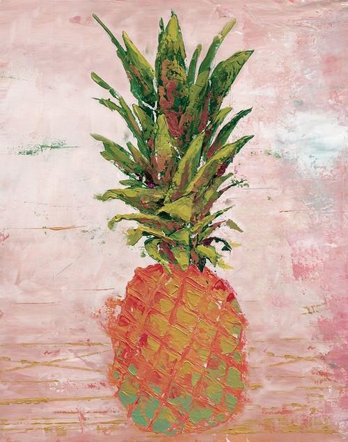Painted Pineapple II Poster Print by Marie-Elaine Cusson - Item # VARPDXRB12955MC
