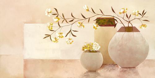 Golden Blossom II Poster Print by David Sedalia - Item # VARPDX31167