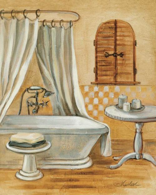Light Bath I Poster Print by Silvia Vassileva - Item # VARPDX10024