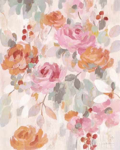 Pastel Brocade II Poster Print by Silvia Vassileva - Item # VARPDX43146