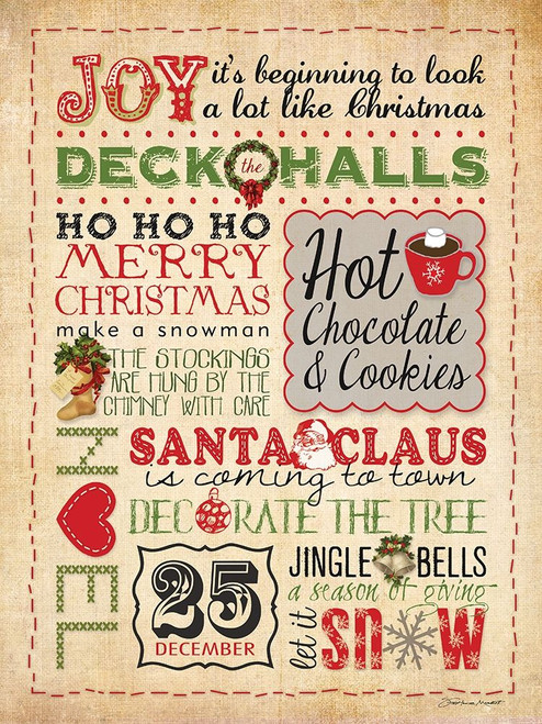 December Poster Print by Stephanie Marrott - Item # VARPDXSM1511060