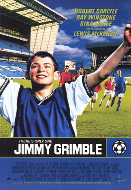 There's Only One Jimmy Grimble Movie Poster (11 x 17) - Item # MOV233473