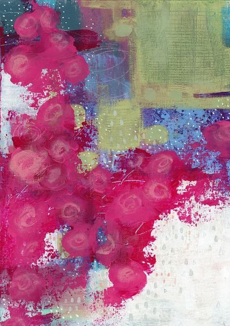 Hot Pink Roses II Poster Print by Sarah Ogren - Item # VARPDXSO1376