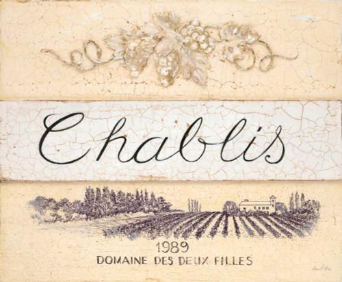 Chablis Cellar Reserve Poster Print by Arnie Fisk - Item # VARPDX011FIS1360