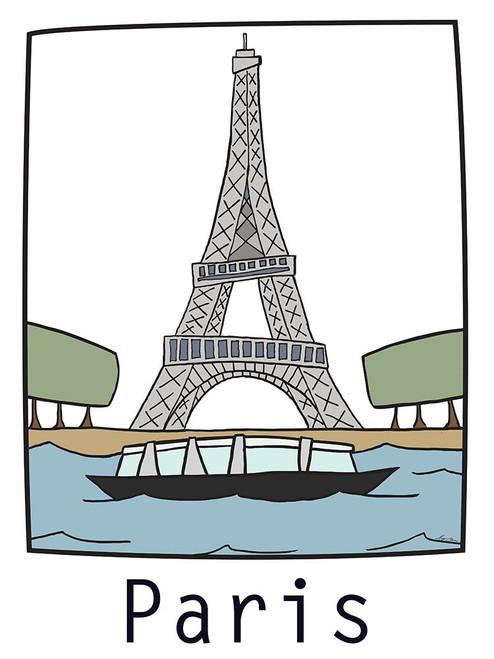 Travel the World I Poster Print by Hugo Edwins - Item # VARPDX12325
