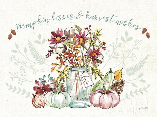 Festive Foliage I v2 Poster Print by Anne Tavoletti - Item # VARPDX45210